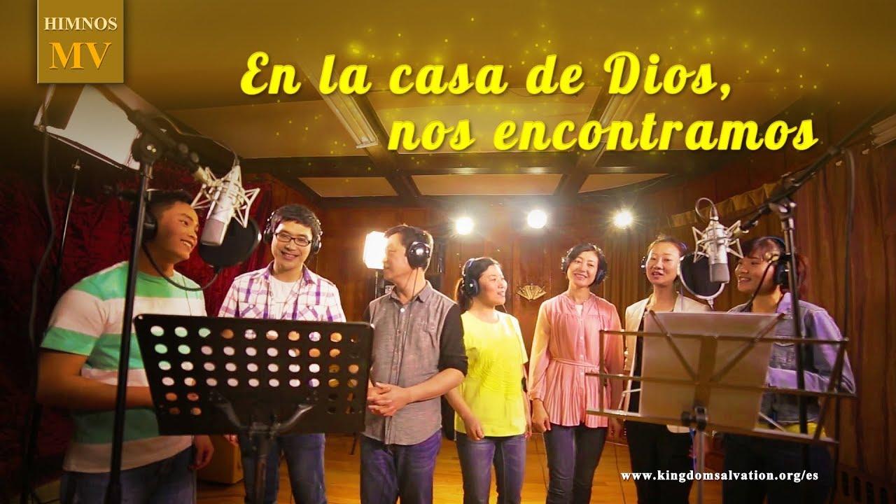 """El amor de Dios permite que nos encontremos   """"En la casa de Dios, nos encontramos"""" (MV)"""
