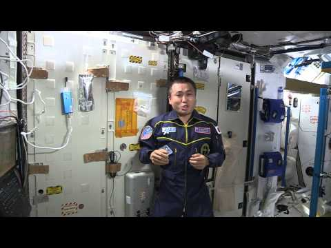 Recycling Water on Space Station