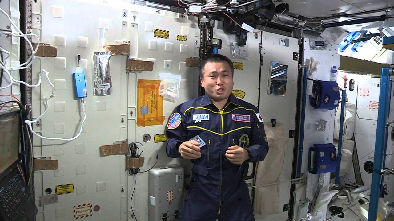 Recycling Water on Space Station - YouTube