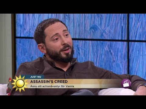 Matias Varela om extremsporten i Point Break - Malou Efter tio (TV4) clip