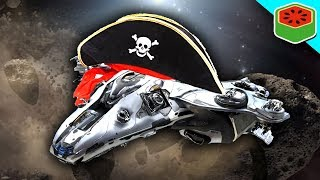 ENDLESS WAVES OF SPACE PIRATES! | Dreadnought