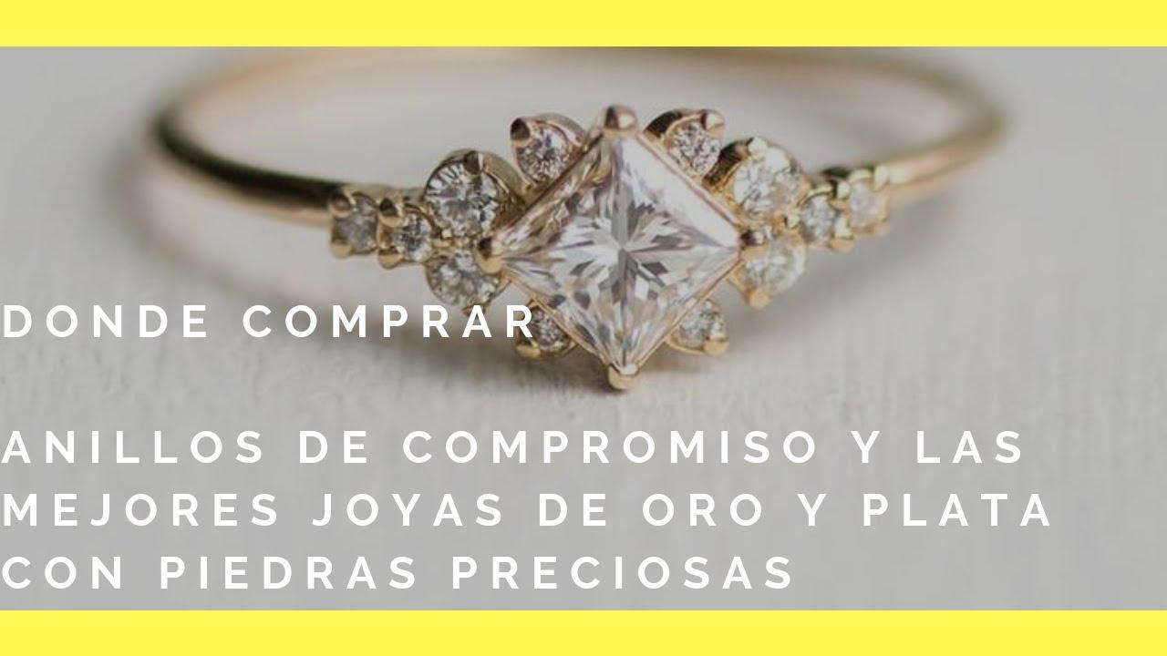 319438c1a5d6 Donde comprar anillos de compromiso