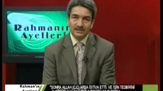 yunus   Suresi Kuran Tefsiri  1-6 Ayetlerler  Prof.Dr. Şadi Eren