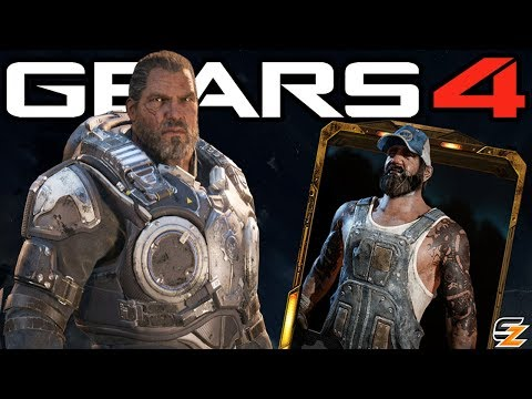 Gears of War 4 - New April Update, Big Rig Dizzy Character, New 2v2 Game modes & More!