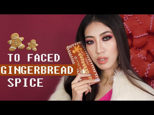 Review B?ng M?t Too Faced Gingerbread Spice [Vanmiu Beauty]