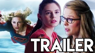 Supergirl Season 4 Trailer 2 Breakdown - New Villains & Nia Nal Explained