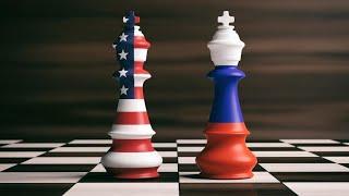 FINAŁ Olimpiady Szachowej Online.  USA-ROSJA