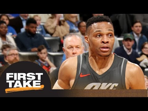 Should Russell Westbrook consider a move to Lakers? | First Take | ESPN