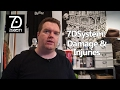 7DSystem: Damage and Injuries - how damage works in this RPG (Hit Points)