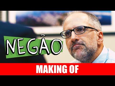 Negao – Making Of