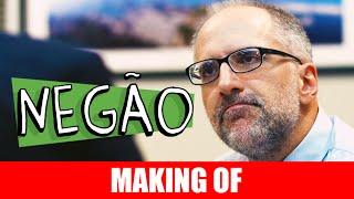 Vídeo - Negao – Making Of
