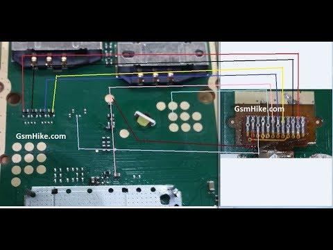 nokia rm 1133 LCD light solution, 1133 no light cld, Nokia 1133 no light,  Nokia light 1133