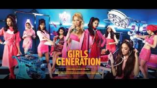 Girls' Generation - Mr Mr {Official Instrumental}