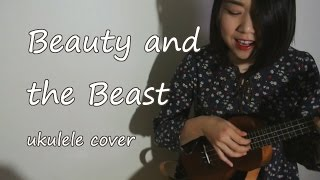 Video Beauty and the beast (Tale as old as time) OST ukulele cover download MP3, 3GP, MP4, WEBM, AVI, FLV September 2017