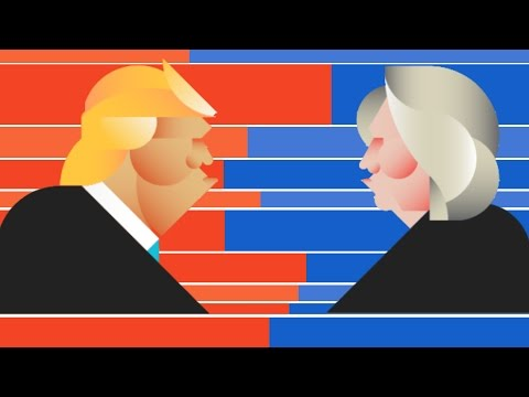 Swing states explained in 90 seconds
