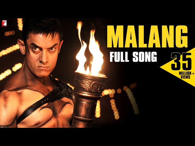 Malang - Full Song - DHOOM:3 Travel Video