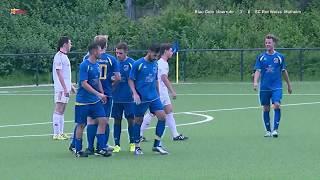 BZ Liga Gr3 SP2 Blau Gelb Überruhr vs SV Rot Weiss Mülheim 17 8 2017