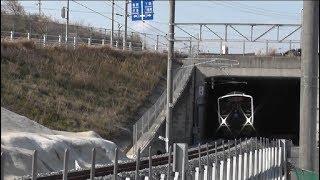 折尾トンネル運用開始 折尾駅高架駅化事業