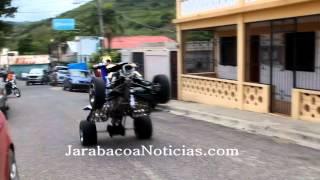 Chelo y los Muchachos en Four Wheel, en el Municipio de Jánico. Conoce Jarabacoenses.