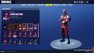 Fortnite Account Sell!! Skull Trooper!! cheap!!