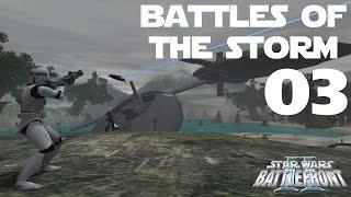 Star Wars Battlefront 2 | Battles of the Storm | Kashyyyk: Cataclysm