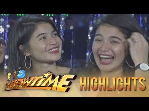 It's Showtime Miss Q & A: Anne gets emotional with Jhong's message