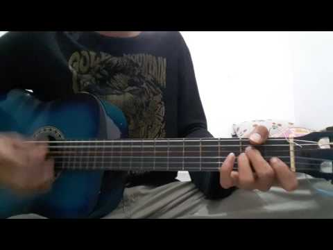 Cover gitar lagu Vagetoz Saat Kau Pergi1