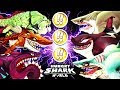 HUNGRY SHARK WORLD ALL !! SHARKS INFORMATION (BUZZ)