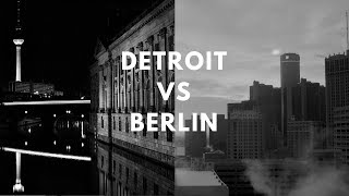 DETROIT VS BERLIN | UNDERGROUND TECHNO SET 2018