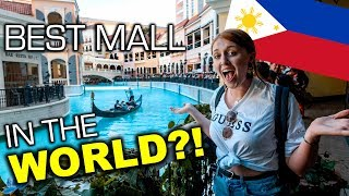 Most INSANE Filipino Mall! Best Place To Celebrate Holy Week?
