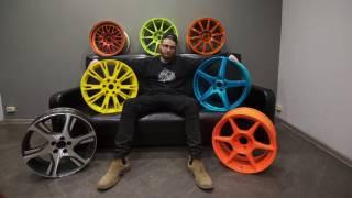 видео Ремонт автомобильных дисков в Москве