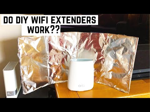 Do DIY Wifi Router Hacks Actually Work???