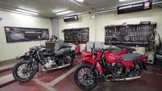 мотоцикл Урал ГирАп в комплектации 2017 года