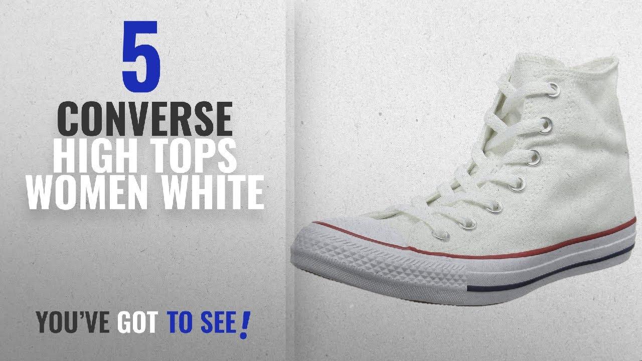 ea59de6ade18d Top 5 Converse High Tops Women White  2018   Converse Chuck Taylor ...