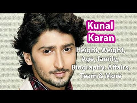 Kunal Karan Kapoor Age, Height, Weight, Family & Wife