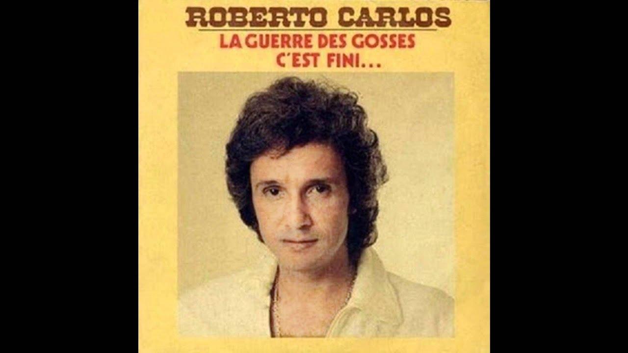 ROBERTO CARLOS EN FRANCES.LA DISTANCIA - YouTube