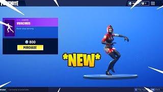 Baixar *NEW* FORTNITE VIVACIOUS DANCE EMOTE!! Fortnite Battle Royale