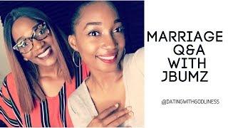 Relationship Q&A - Marraige with Jbumz Part 1