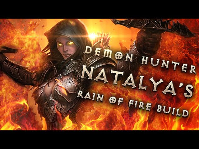 5 Best Diablo 3 Demon Hunter Builds | Diablo III