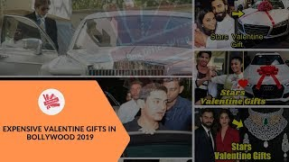 Top Expensive Valentine Gifts Celebs Will Buy For Their Loved One | Bollywood | BoxOffice Wrap