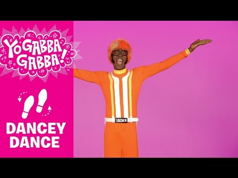 DJ Lance Dance - The Shopping Cart - Yo Gabba Gabba!