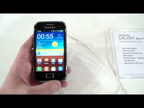 Samsung Galaxy Ace Plus İnceleme