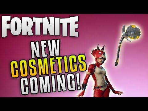 Fortnite Battle Royale Update 3.5 New Skins
