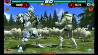 Tekken Crash S6 Royal Rumble Anakin (Jack-6) vs 데자뷰 Deja Vu (Bryan)
