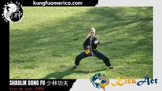 Shaolin Xiao Ma quan