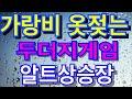 비트코인 시세 전망 알구보면 가랑비에 옷젖는 상승장 (두더지게임 알트상승장) - YouTube