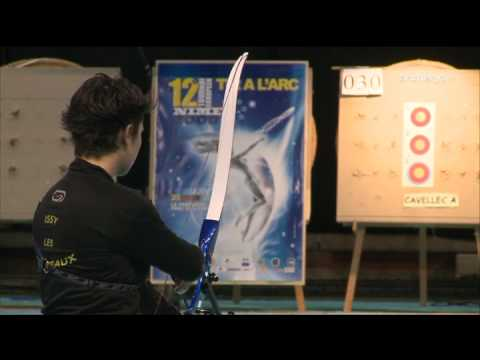 12th European Tournament of archery 2009 - Ind. Match #5