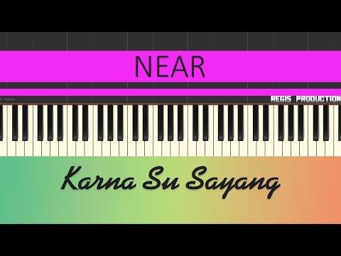 Near - Karna Su Sayang ft Dian Sorowea (Karaoke Tutorial) by regis
