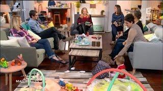 Un bébé après 45 ans - Partager - La Maison des Maternelles - France 5