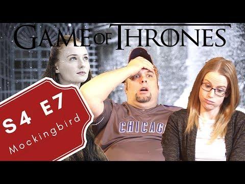 Game Of Thrones | S4 E7 Mockingbird | Reaction | Review